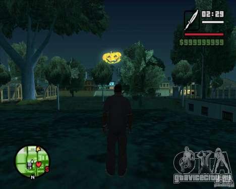 Happy Halloween Mod для GTA San Andreas