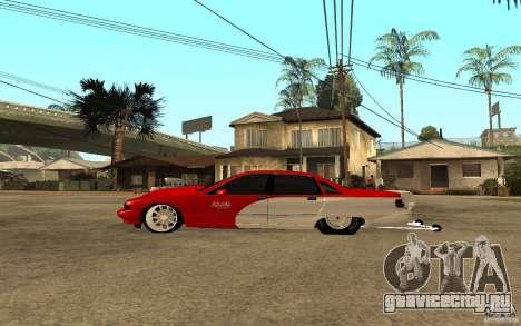 Chevrolet Impala 1995 для GTA San Andreas вид слева