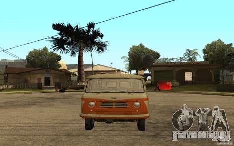 УАЗ 450В для GTA San Andreas вид справа