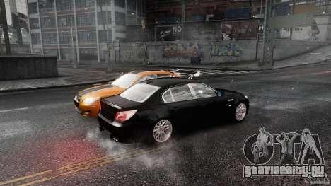 BMW M5 e60 Emre AKIN Edition для GTA 4 вид сзади