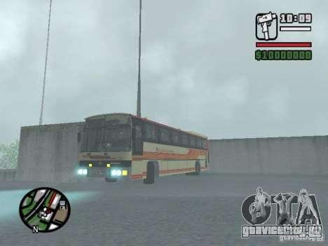 MARCOPOLO III SCANIA 112 для GTA San Andreas вид сверху