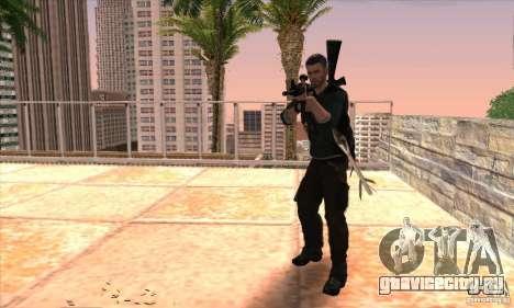 Sam Fisher для GTA San Andreas шестой скриншот