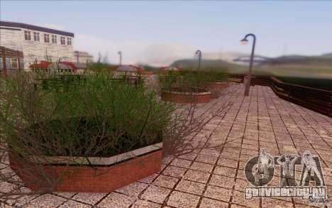 Behind Space Of Realities 2013 для GTA San Andreas третий скриншот