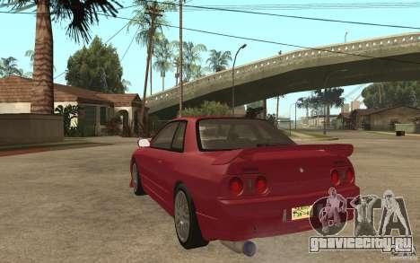 Nissan GTS-T 32 Beta для GTA San Andreas вид сзади слева