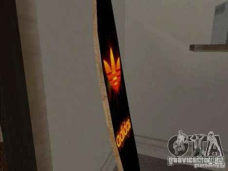 Новый Сёрф в Доме CJ для GTA San Andreas второй скриншот
