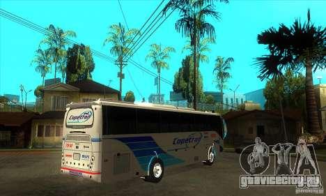 AGA Polaris для GTA San Andreas вид справа