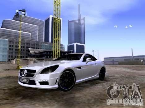 Mercedes-Benz SLK55 AMG 2012 для GTA San Andreas
