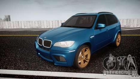 BMW X5 M-Power wheels V-spoke для GTA 4