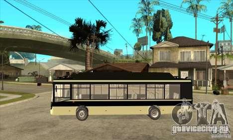 ЛиАЗ 5256 для GTA San Andreas вид слева