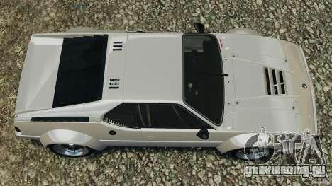 BMW M1 Procar для GTA 4 вид справа