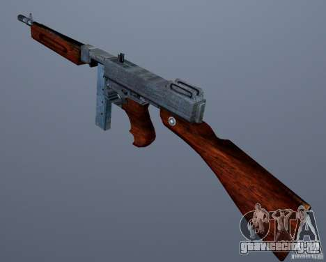 WW2 Era U.S. Weaponspack для GTA Vice City