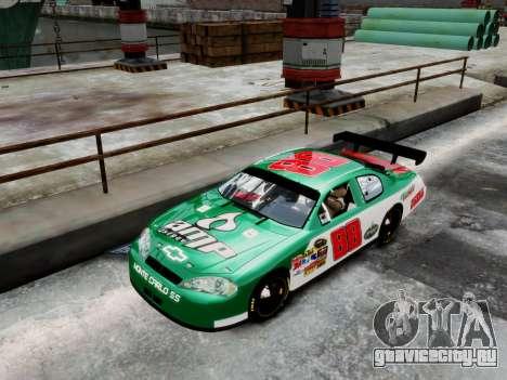 Chevrolet Monte Carlo SS 88 Nascar для GTA 4