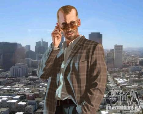 Загрузочные экраны Сан Франциско для GTA 4 шестой скриншот