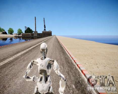 Crash Test Dummy для GTA 4 второй скриншот