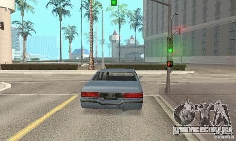 Садимся пассажиром в любую тачку для GTA San Andreas четвёртый скриншот