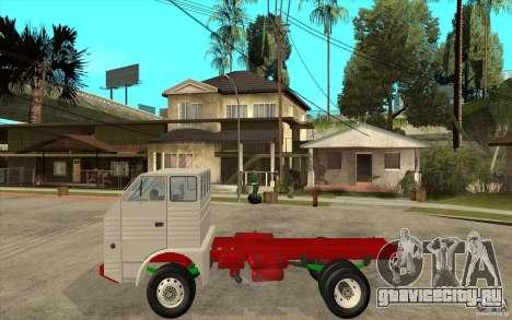 Dac 444 T для GTA San Andreas вид слева