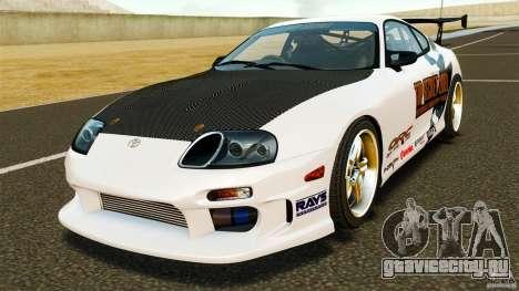 Toyota Supra Top Secret для GTA 4