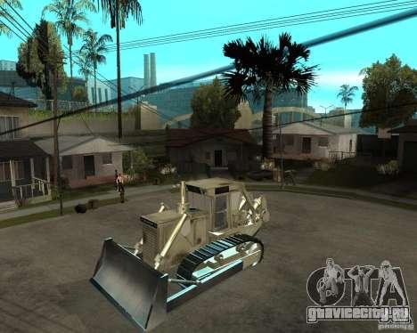 Komatsu D355A для GTA San Andreas вид слева