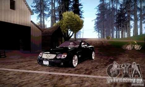 ENBSeries By _SilveR_ v2.0 для GTA San Andreas