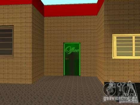 Гараж Феррари в Дороти для GTA San Andreas третий скриншот