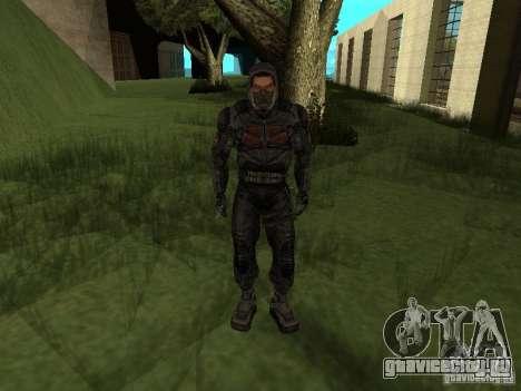 Долговец из S.T.A.L.K.E.R. для GTA San Andreas