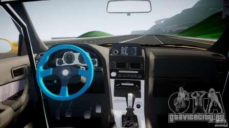 Nissan Skyline R34 GT-R Tezuka Goodyear D1 Drift для GTA 4 вид сверху