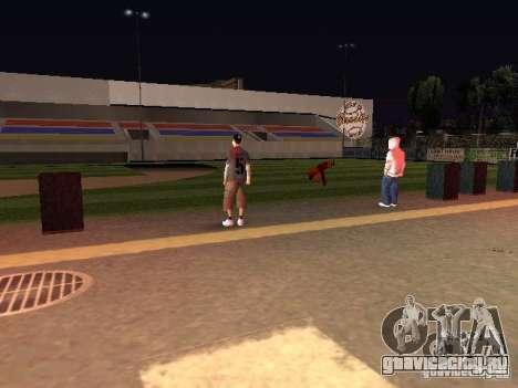 Концерт АК-47 для GTA San Andreas седьмой скриншот