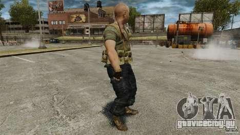 Джейсон Хадсон для GTA 4 второй скриншот
