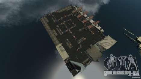 Tokyo Docks Drift для GTA 4 второй скриншот