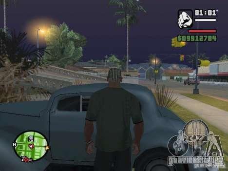 Вскрытие замков у машин как в Mafia 2 для GTA San Andreas второй скриншот