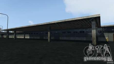 Tokyo Docks Drift для GTA 4 девятый скриншот