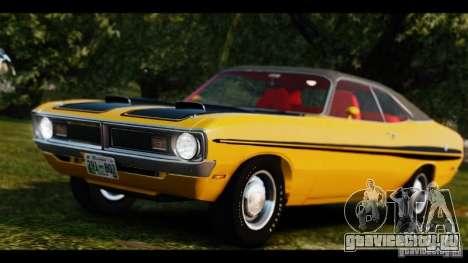 Dodge Demon 1971 для GTA 4
