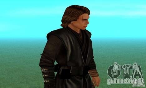 Anakin Skywalker для GTA San Andreas