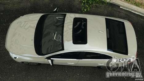 Volvo S60 R-Designs v2.0 для GTA 4 вид справа