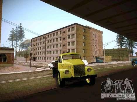 ГАЗ 51 Ассинизатор для GTA San Andreas вид сзади