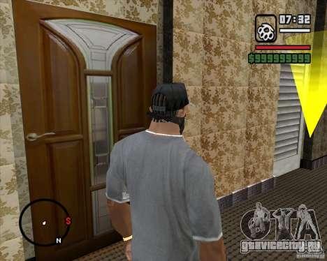 Замена всего дома CJея для GTA San Andreas четвёртый скриншот