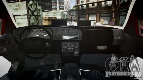 Volkswagen Golf MK3 GTI для GTA 4 вид справа