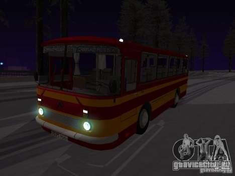 ЛАЗ 697Н для GTA San Andreas