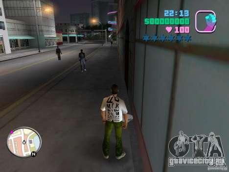Пак новых скинов для GTA Vice City пятый скриншот