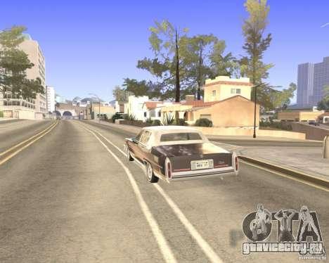 ENBSeries By Krivaseef для GTA San Andreas седьмой скриншот
