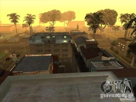 Карта для паркура и площадка bmx для GTA San Andreas второй скриншот