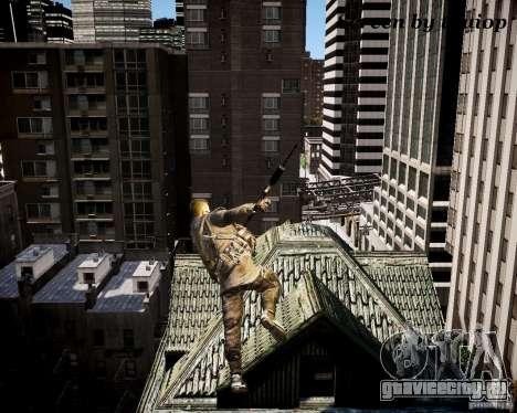 Modern Warfare 3 Soap Europe для GTA 4 четвёртый скриншот