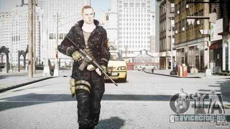 Джейк Мюллер для GTA 4 пятый скриншот