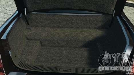 Lincoln Town Car 2006 v1.0 для GTA 4 вид сверху