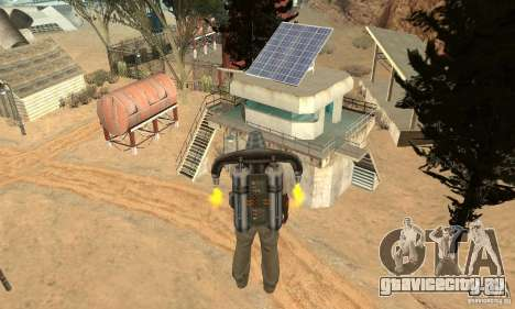 New CJs Airport для GTA San Andreas седьмой скриншот