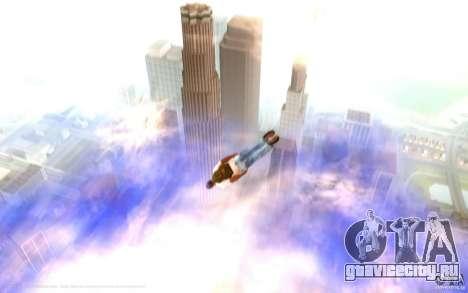 Затяжной прыжок 2.0 + Затяжной нырок для GTA San Andreas