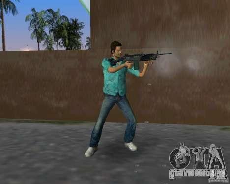 Пак оружия из GTA 4 Ballad of The Gay Tony для GTA Vice City шестой скриншот