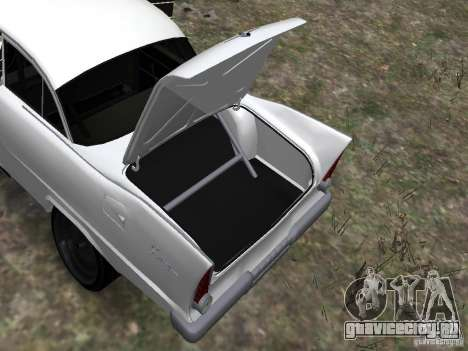Plymouth Savoy 57 для GTA 4 вид сверху