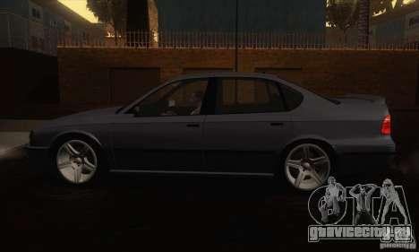 GTA IV Merit для GTA San Andreas вид слева