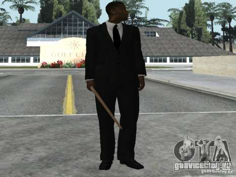 Телохранители для GTA San Andreas третий скриншот